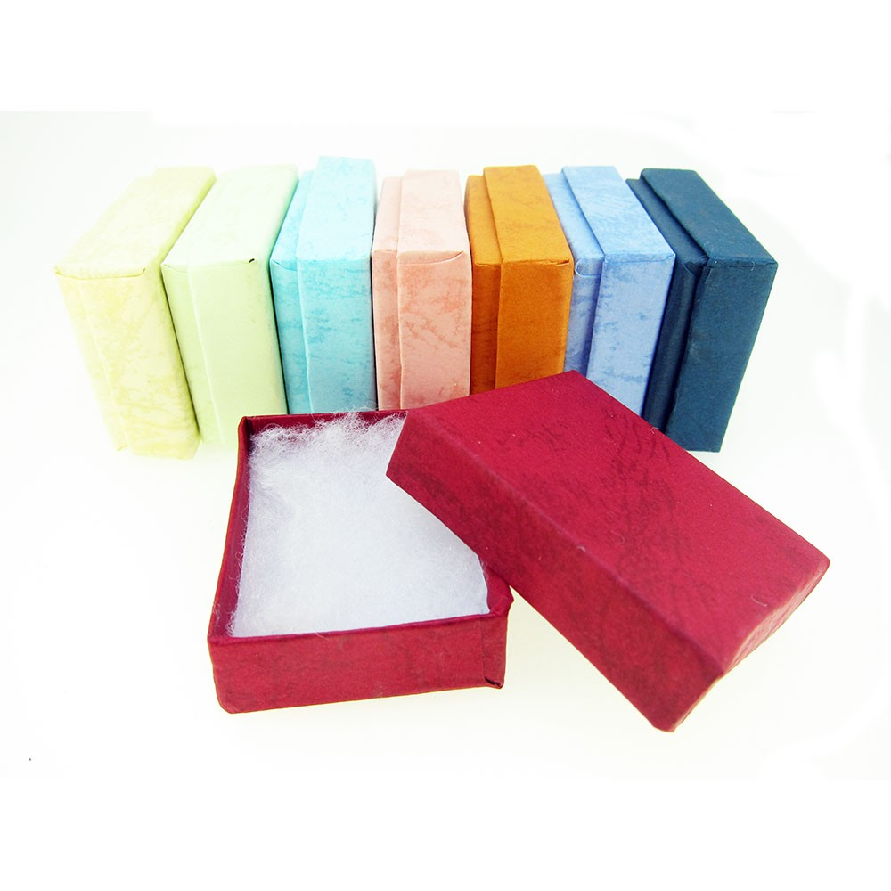 PASTEL COTTON FILLED BOXES