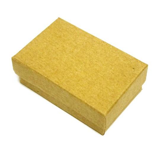 Kraft Cotton Filled Box